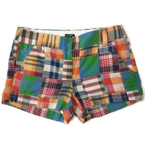 JCREW Shorts. City Fit Size 8